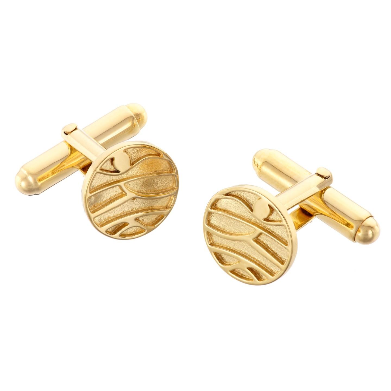 Dublin gold jewellery cufflink photographer